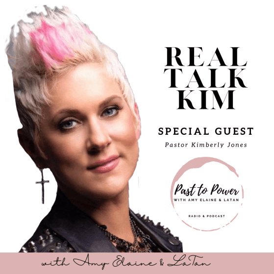 Surprise It's Real Talk Kim