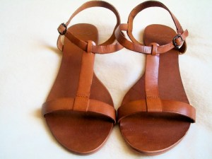 Topshop simple sandals
