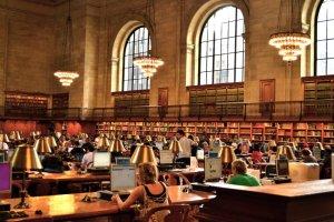 New York library