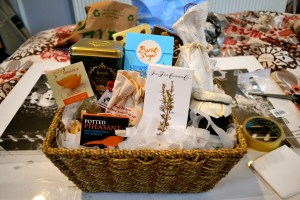 Personal Christmas hamper