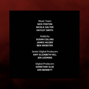 The Voice Kids UK 2019 credits