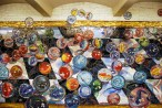 'Losing my Marbles', by Lisa Dinhofter, 2003, Glass Mosaic