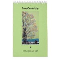 TreeCentricity Calendar - Zazzle