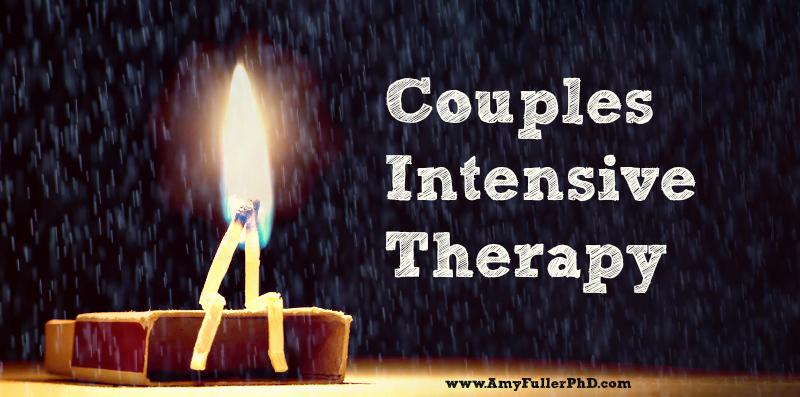 Couples Intensive Treatment