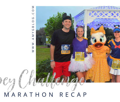 Race 3 of 4 in the 2020 runDisney Dopey Challenge! I'm recapping the half marathon and sharing all my photos and feelings from this race.