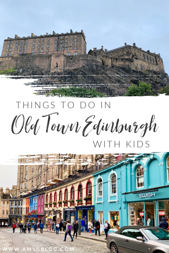 Check out these top things to do in Edinburgh, Scotland with kids! #edinburghscotland #travelwithkids #toddlertravel #unitedkingdom #traveltips