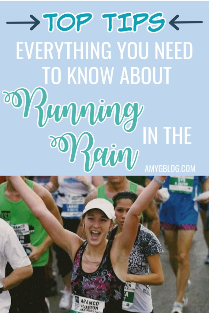 These 10 tips will for running in the rain will help you conquer your run! Remember to follow safety precautions and keep your foot health in check. Just because it's raining doesn't mean you need to skip your training run! #runningintherain #runningtips #runningintheraintips #tipsforrunning #runningsafety #runningsafetytips
