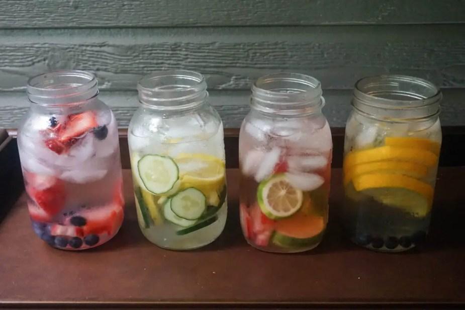 Non Alcoholic summer drink ideas!