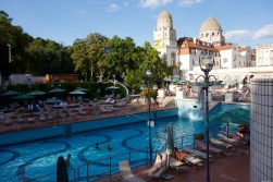 Gellért Hotel + thermal baths