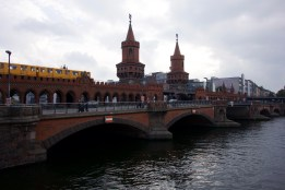 Berlin and the Spree River