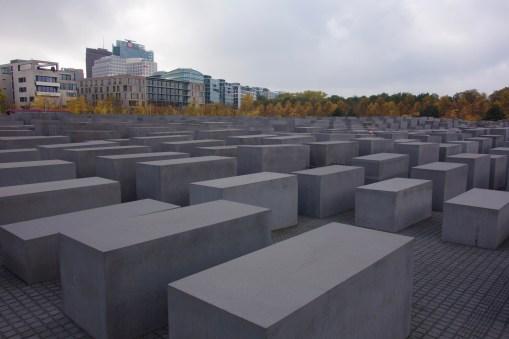 Holocaust Memorial (Memorial to the Murdered Jews of Europe)