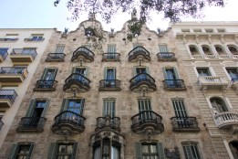 One of Gaudi's many houses