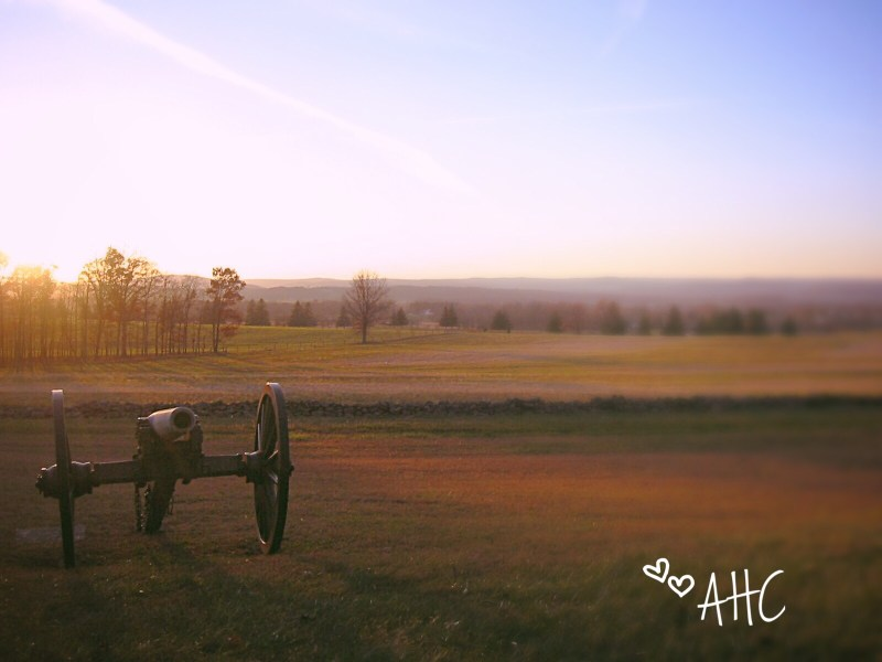 The battlefields of Gettysburg are a must do when visiting Pennsylvania