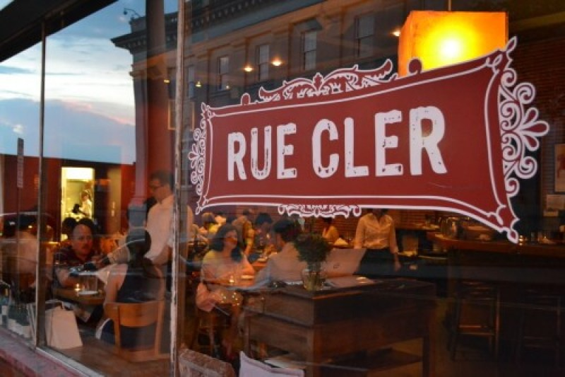 Rue Cler in Paris | Courtesy of ruecler-durham.com