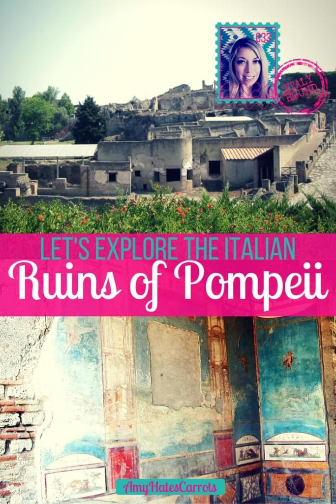 Exploring the ruins of Pompeii, Italy is a fascinating must-do experience. Check out this guide to learn about this mystifying ancient city.