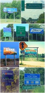 US State Signs