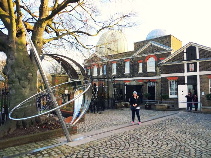 The Prime Meridian - Just a quick boat ride down the Thames, you will find the adorable Royal Borough of Greenwich, England aka the perfect day trip from London.