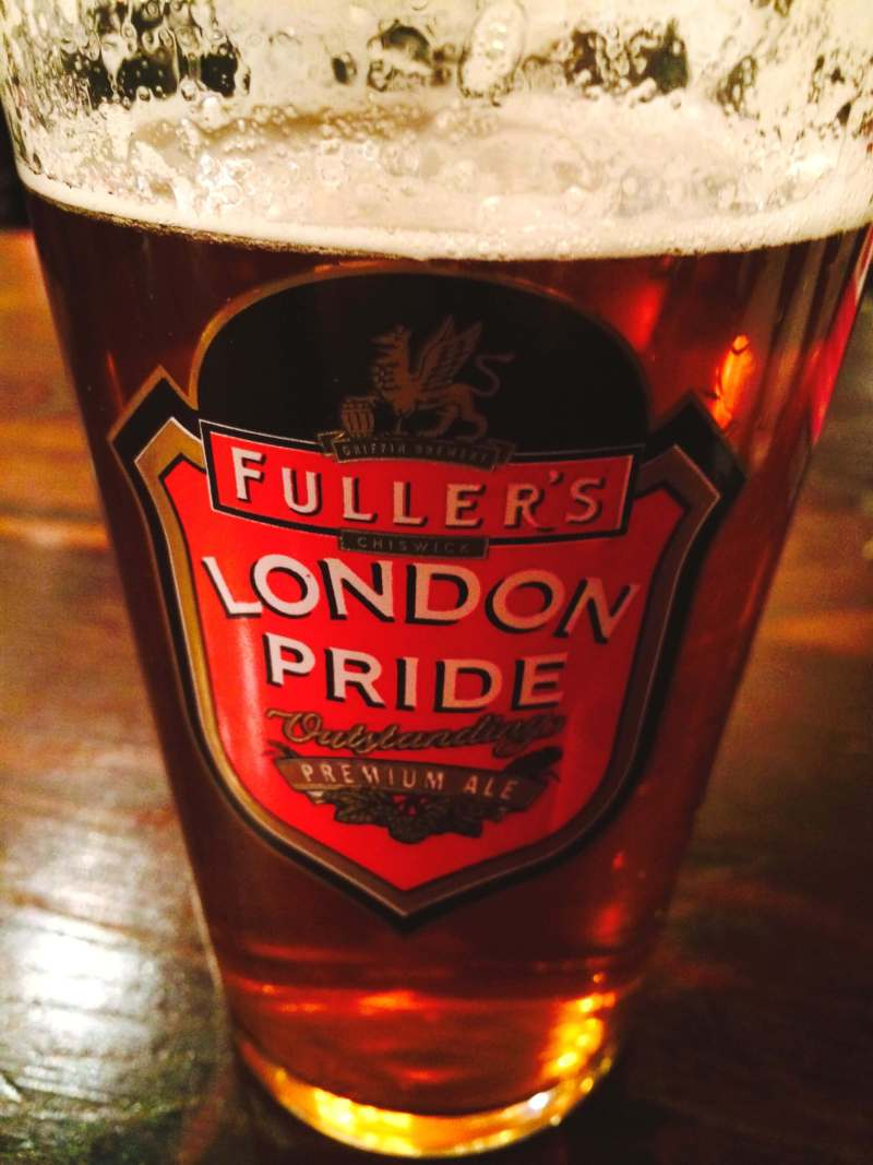 A Pint of London Pride