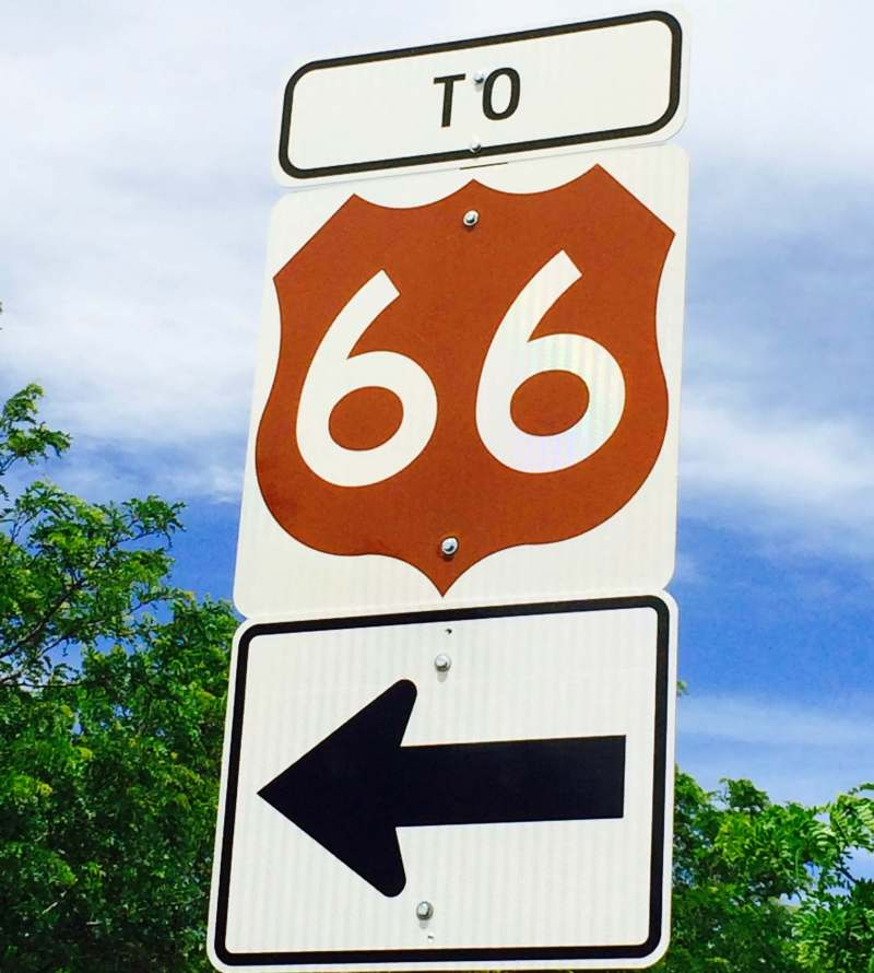 Route 66 is a classic highway that is a must see for all road trippers. I made sure to check it out while driving through Arizona for my 48 state road trip.