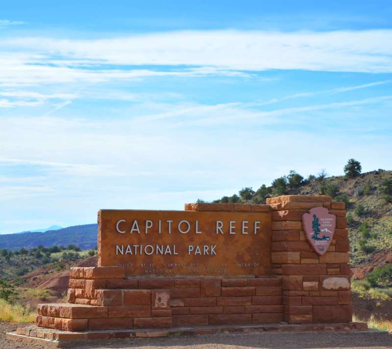 Capitol Reef National Park is one of five gorgeous national parks thought Utah. I visited them on my solo 48 state road trip and I cannot recommend enough that you go explore them all!