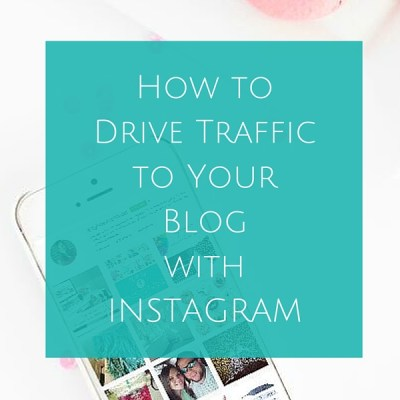 Visual content is truly QUEEN in today's current social media space, and for good reason. Here is How to Drive Traffic to Your Blog with INSTAGRAM!