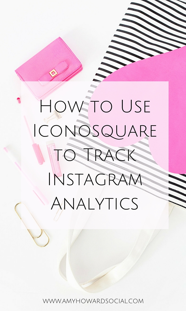 Want to learn how to use Iconosquare to track Instagram Analytics? Take a look at this guide on how to easily track your Instagram Analytics!