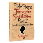 Amy Jean Blog - Siode Steps Terrorizing Sound Bites Book 2 - Book Cover