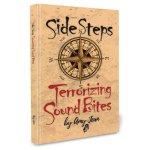 Amy Jean Blog - Siode Steps Terrorizing Sound Bites Book - Book Cover