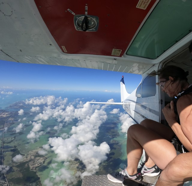 Amy Jean Blog - skydiving