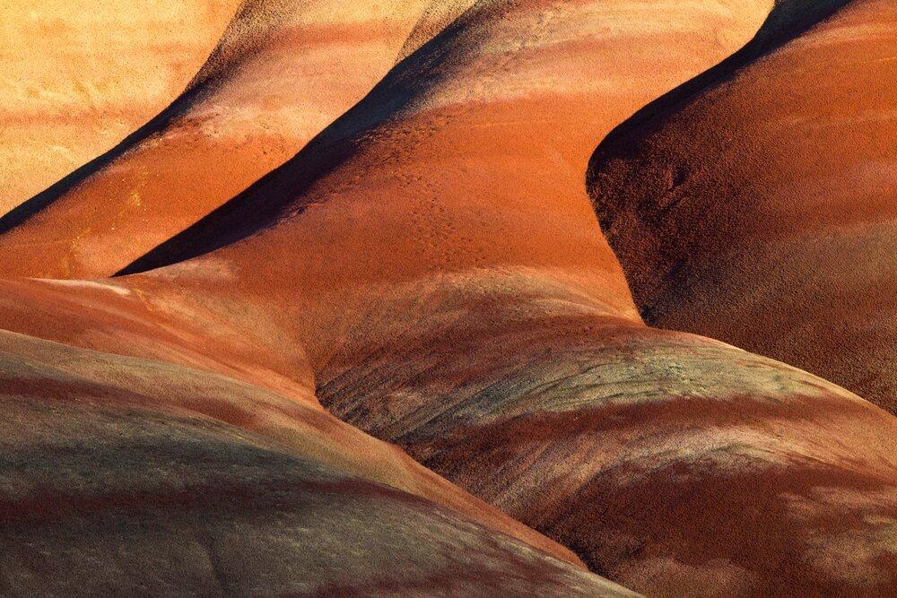 Amy Jean Blog - Sediments Poem - Sediment on a hill