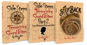 Amy Jean Blog - Side Steps Poetry Book Series