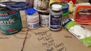 counter supplies 2