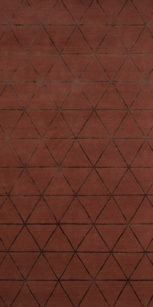 Triangles Rug