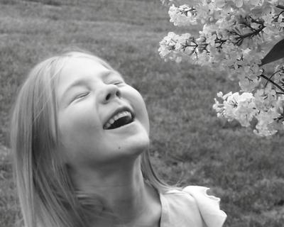 spring-smiles by Jamie Comstock