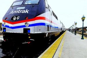 Amtrak-train