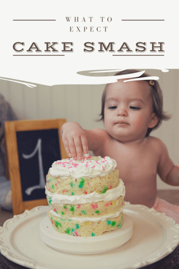 What to expect- Cake Smash