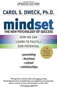 Book: Mindset-the new psychology of success by Carol S. Dweck