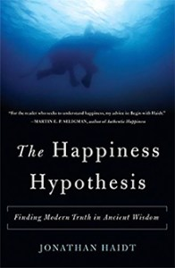 Book: The Happiness Hypothesis by Jonathan Haidt