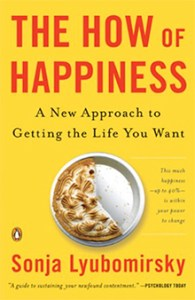 Book: The How of Happiness by Sonja Lyubomirsky