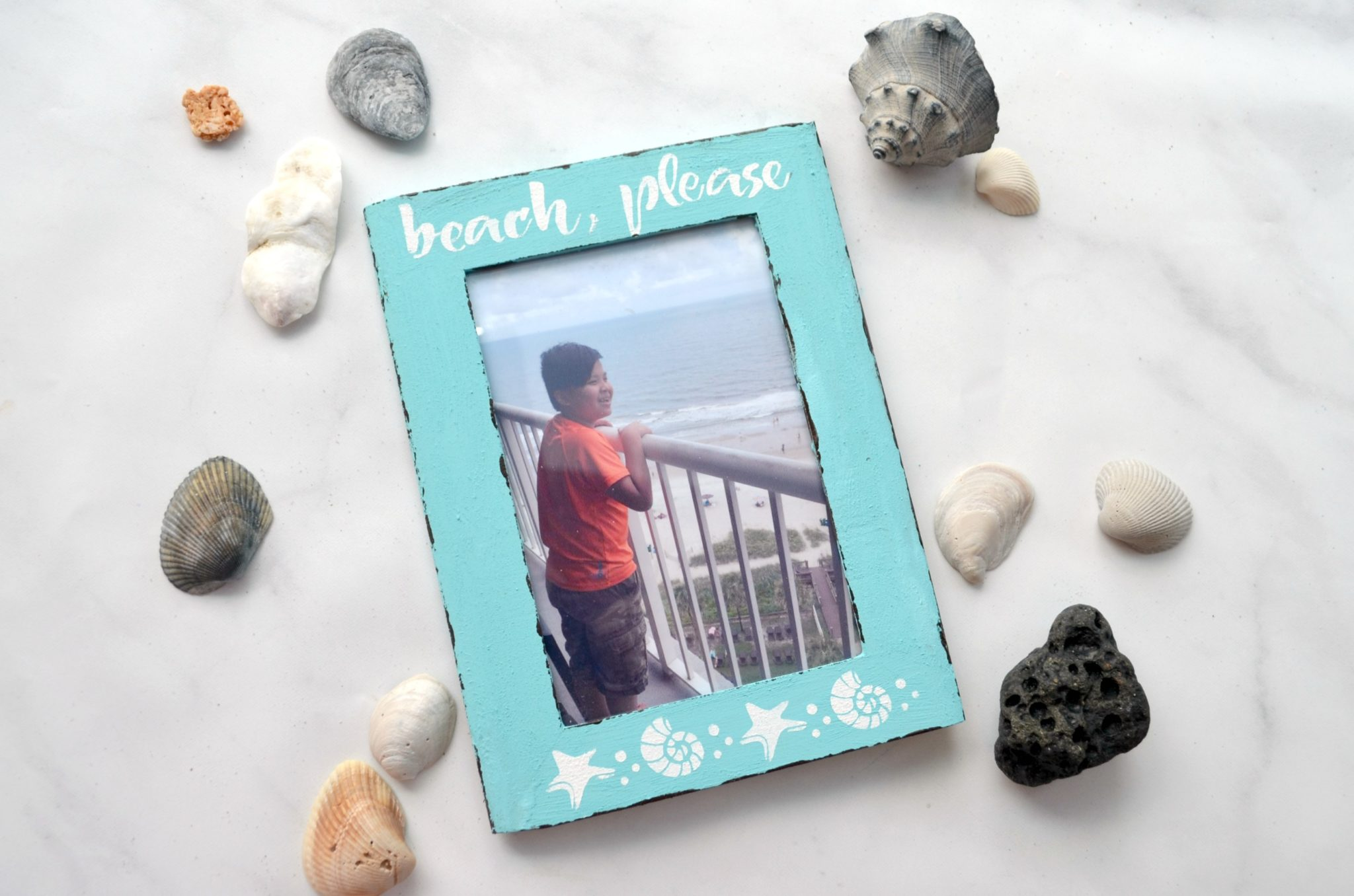 Coastal Frame