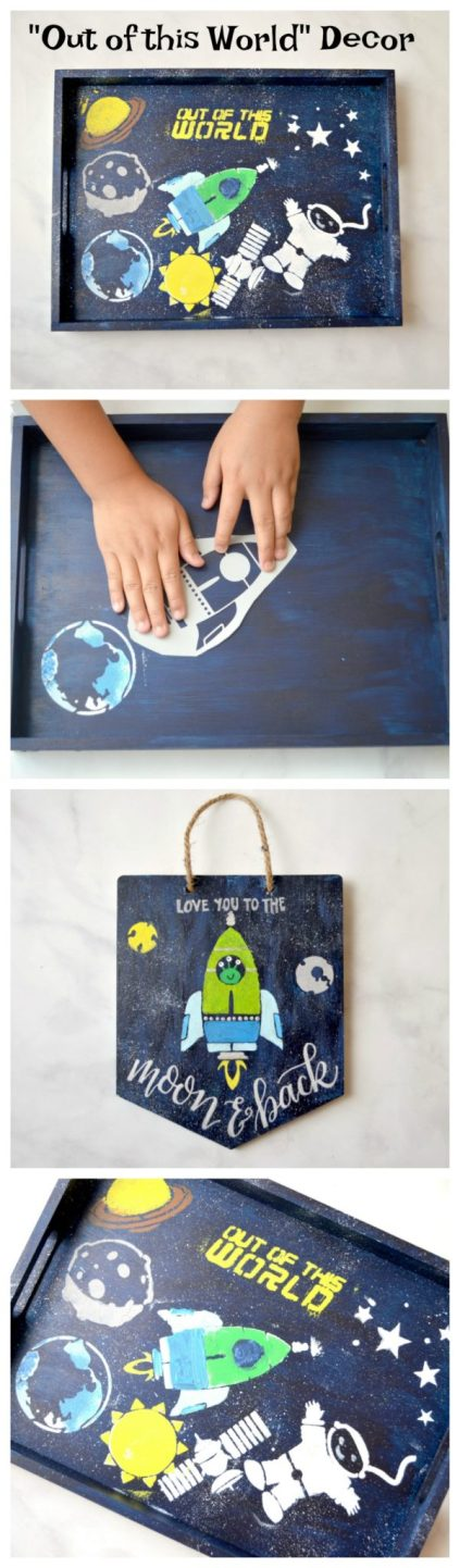 Out of this World Decor for Kids