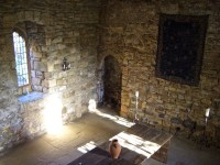 The Medieval Hall at Crook Hall