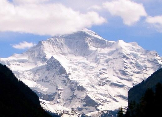 The Jungfrau.