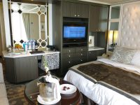 Crystal Serenity penthouse