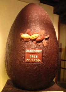 An egg worthy of Big Bird.