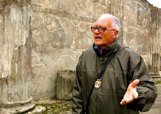 Pompeii Guide Salvatore Spano