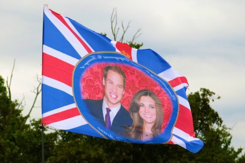 Will and Kate were here?
