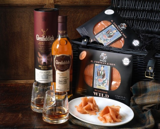 Credit Forman & Field and Glenfiddich