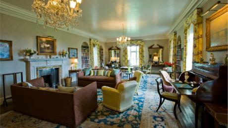 Interior of Chartwell, home of Winston Churchill. © Jonathan Primmer