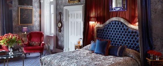 Ashford Castle room 326
